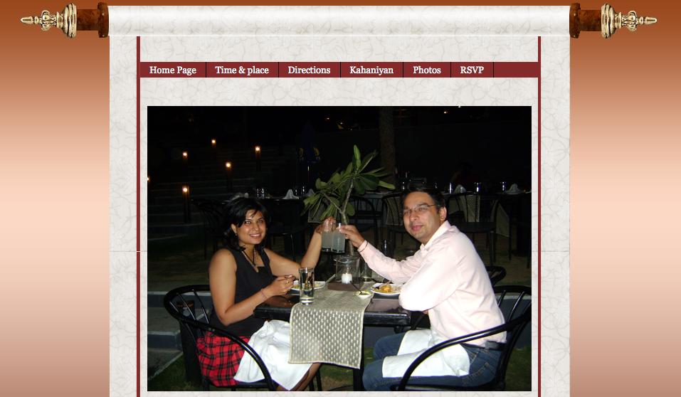 Sonali & Dushyant