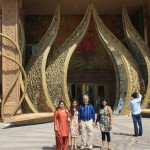 Kingdom of Dreams – some photos